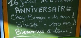 Chez bingo - 11 ans de Chez Bingo