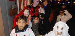 Chez Bingo - Halloween 2013 Chez Bingo et à l'Atelier de Gepetto